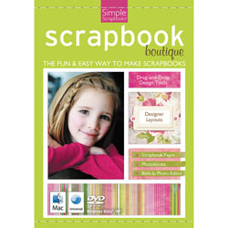Office Depot- Scrapbook Boutique